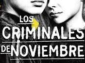 Opinión criminales noviembre Munson