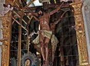 Capilla Cristo Espejos Sacristía Colegial Talavera Reina