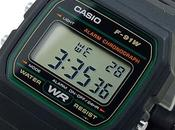 relojes Casio populares