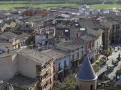 Olite Ujué, historia piedra Navarra central