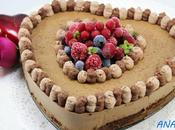 Tarta mousse chocolate brownie Thermomix