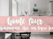 HOME TOUR:Un apartamento CHIC toque FRANCÉS