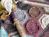 Colchas ganchillo Crochet blankets