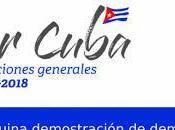 Elecciones 2018, cambio avecina