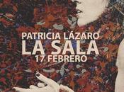 Patricia Lázaro este sábado Sala