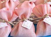Saquitos aromáticos, regalo natural para invitados boda.