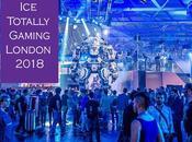 Totally Gaming 2018, todo éxito para mundo azar línea