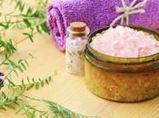 Sales Baño, propiedades, relajación desintoxicación piel