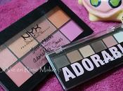 Maquillaje nude usando productos