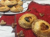 Mini-empanadas pisto pollo para valentín
