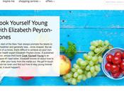 Alimentos hacen verte joven libro Peyton-Jones