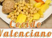Como hacer cocido puchero valenciano