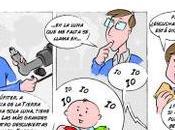 Cómic astronómico: familia