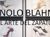Exposición Manolo Blahnik