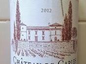 Empezamos Burdeos 2012: Château Carles
