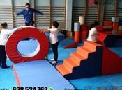 Iniciación Acrosport Infancia