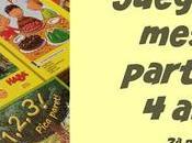 juegos mesa favoritos para niños años parte
