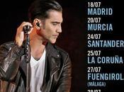 Alejandro Fernández concierto julio Palmas Gran Canaria