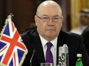 "Reino Unido ""apoya plenamente"" proceso dirigido"