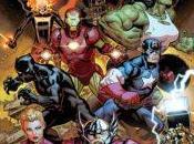 Nuevo nueva alineación para Vengadores reinicio Marvel