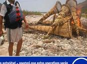Operativo contra caza ilegal camarón río…