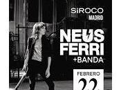 Neus Ferri Siroco Club