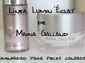 Linea Lumin'Éclat Maria Galland Luminosidad para pieles apagadas