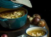 Sopa cebolla cocotte