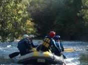 Mejores lugares para hacer rafting cerca Madrid