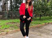 Blazer roja