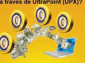 ¿Cómo alcanzar libertad financiera través UltraPoint (UPX)?