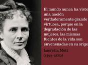 Abolicionista feminista, Lucretia Mott (1793-1880)