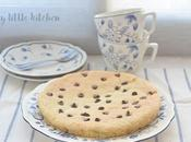 asaltablogs: Galleta rellena sartén (skillet cookie)