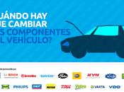 ¿Cuándo cambiar componentes vehículo?