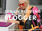 pequeño blogger