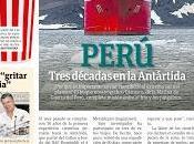 Publimetro emite reseña años Perú Antártida