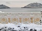 imágenes Sebastián bajo nieve.