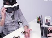 Realidad Virtual aplicada mejora tratamientos Salud Mental