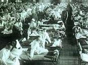 1918, gripe sacudió Valladolid.