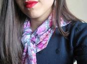 Diferentes maneras usar pañuelo como complemento