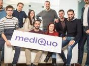 mediQuo, WhatsApp medicina, cierra ronda