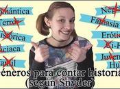 Géneros para contar historias (según Snyder)