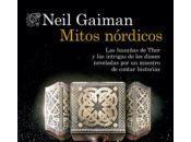 """""""Mitos nórdicos"""" Neil Gaiman"""