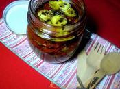 Tomates secos aceite oliva