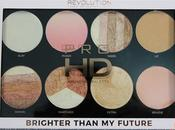 Paleta Brighter Than Future Makeup Revolution