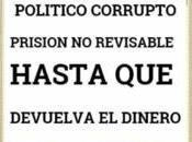 España: rechazo activo malos políticos debe formar parte lucha mejorar nación