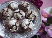 Galletas Chocolate Craqueladas