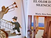 RESEÑA OLOR SILENCIO' María Aixa Sanz (Spring Books)