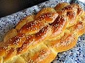 Challah Bread, Judío {Apto para Diabéticos}