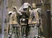 tumba Colón, Catedral Sevilla
